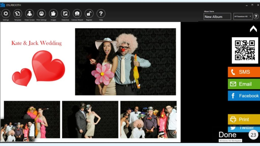 Free Photobooth Software